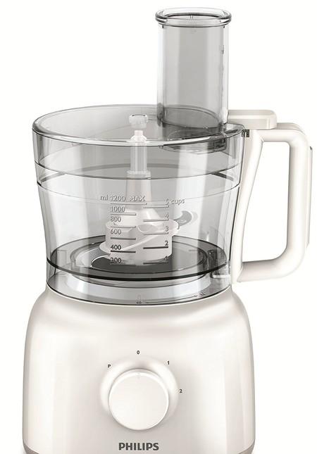 Por 39,90 euros tenemos el robot de cocina Philips HR7627/00 en Amazon con envío gratis