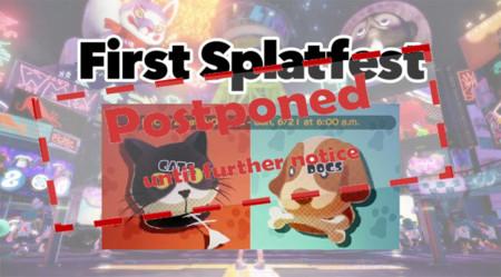 Se pospone el SplatFest hasta nuevo aviso, pero tendremos mapa nuevo
