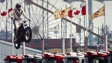 Evel Knievel, el Stunt-man que no temía a nada
