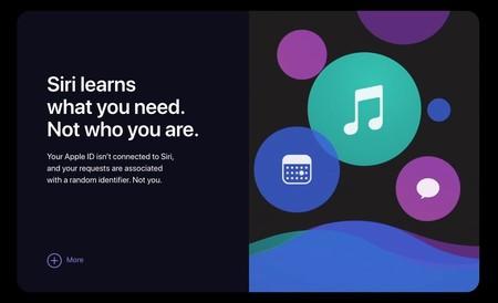 Apple rediseña la sección sobre privacidad de su web para dejarlo claro: nuestros datos no se comparten
