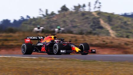 Verstappen Portugal F1 2021