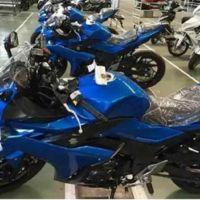 Suzuki echa más madera al sector de pequeña cilindrada