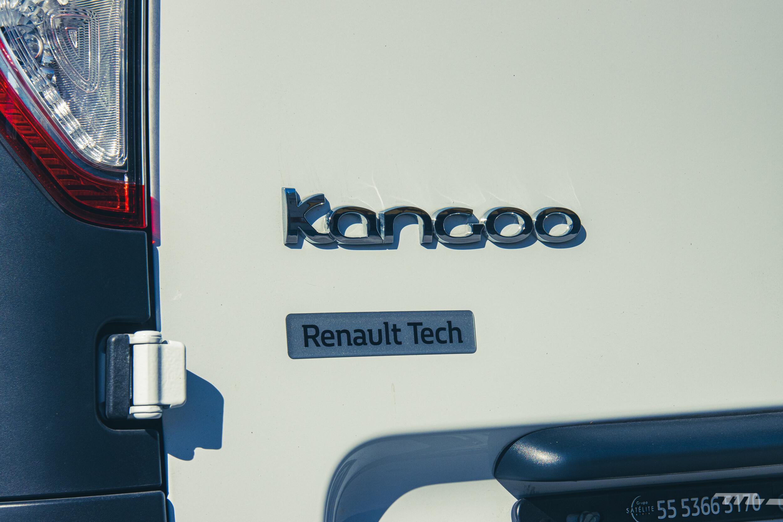 Foto de Renault Kango Z.E. Maxi 5 pasajeros (11/29)