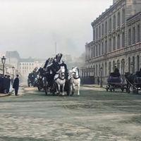 El París de 1900, en 4K y a todo color: los vídeos restaurados que te llevan a las ciudades del siglo XIX