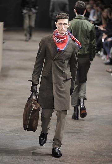 Hermès, Otoño/Invierno 2010/2011 en la Semana de la Moda de París4