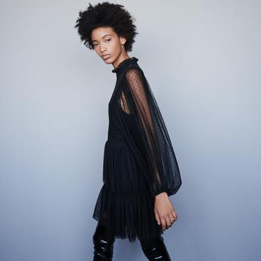 Maje tiene los 13 vestidos más bonitos y sofisticados de la temporada de invierno: diseños para ir a trabajar y de fiesta