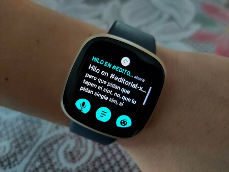 Fitbit Sense Versa 3 Analisis Review Experiencia De Uso A Fondo Mexico Software Desempeno