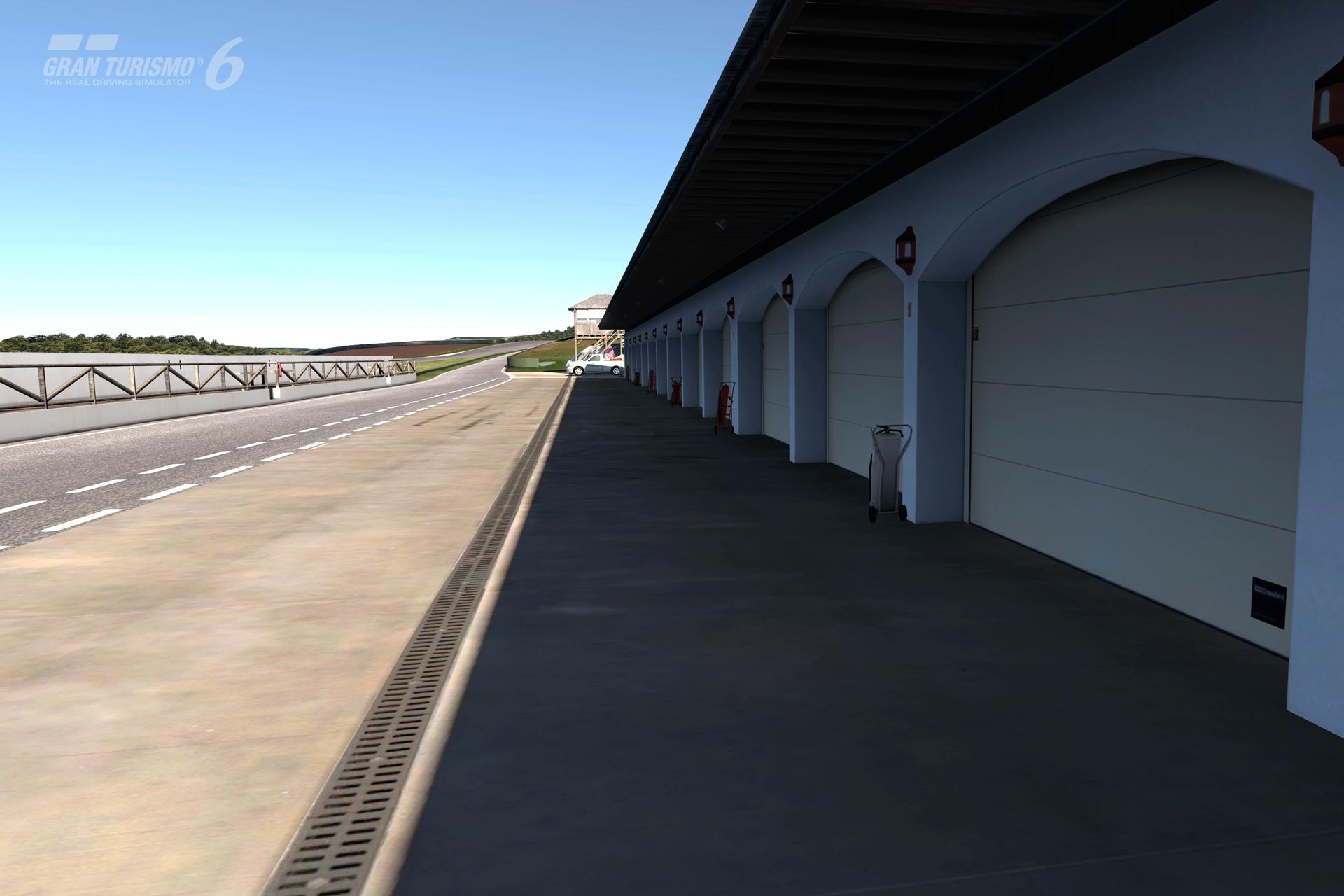 Foto de Comparativa Ronda y Ascari en Gran Turismo 6 (9/26)