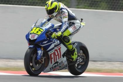 Rossi saldrá a muerte por la afición