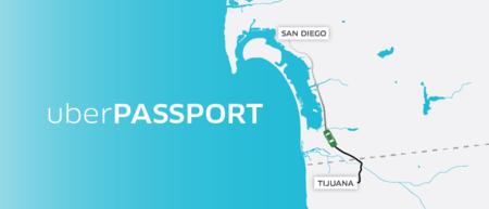 ¿Quieres cruzar la frontera? Uber ya es capaz de llevarnos de San Diego a Tijuana