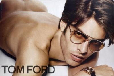 Jon Kortajarena, desnudo para Tom Ford