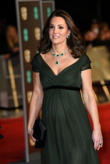 Kate Middleton Premama