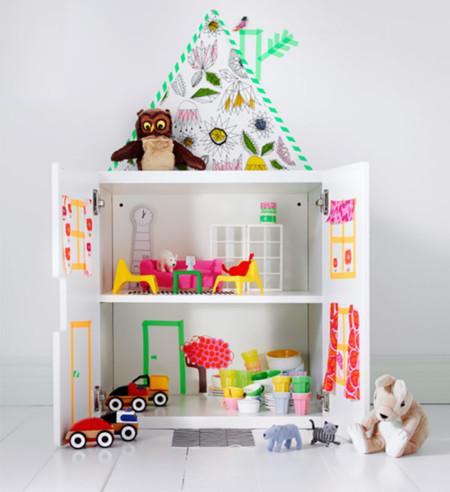 Pared Dormitorio Infantil Ikea
