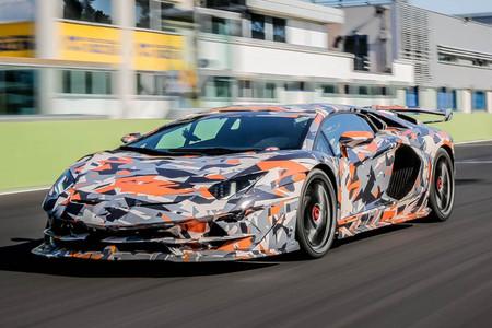 Lamborghini Aventador Svj Pre