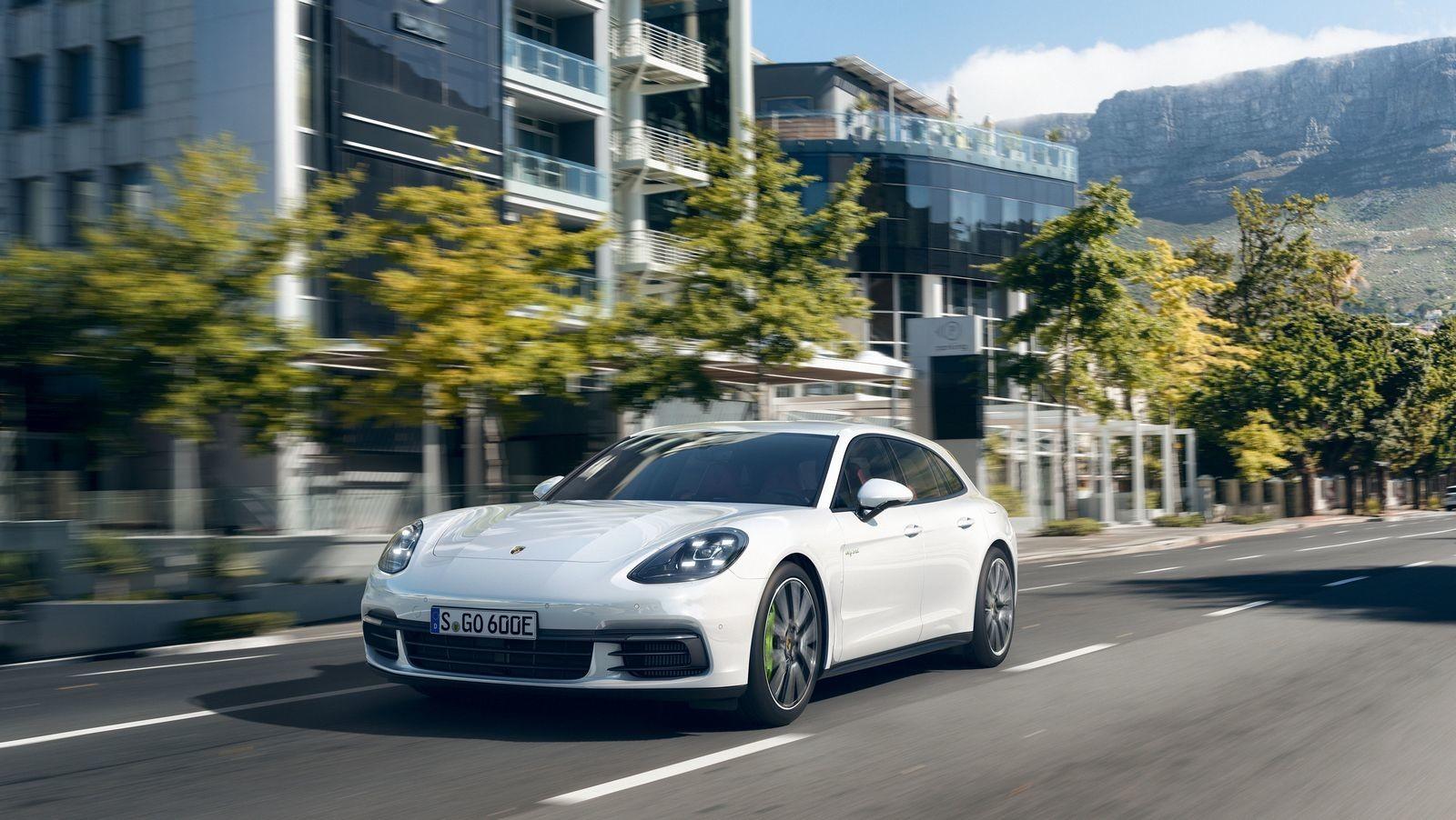 Foto de Porsche Panamera Sport Turismo (11/21)