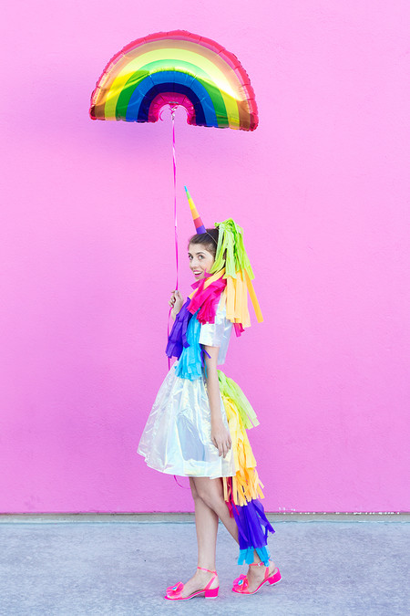 disfraz feminista carnaval