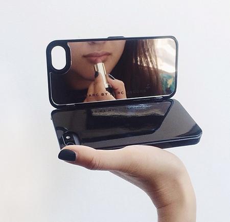 Iphone espejo Marc Jacobs