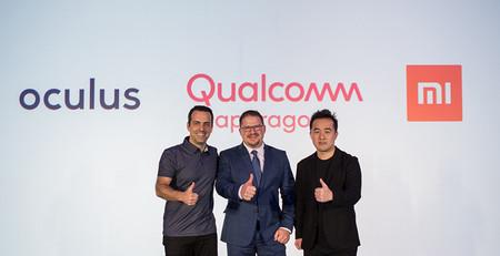 Oculus y Xiaomi de la mano