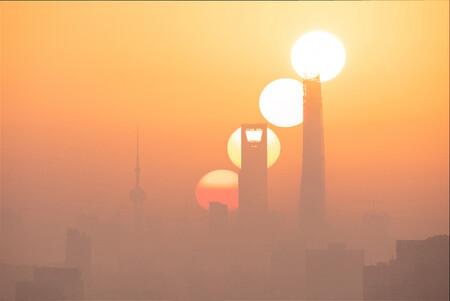 Sunrise Of The Magic City C Jiajun