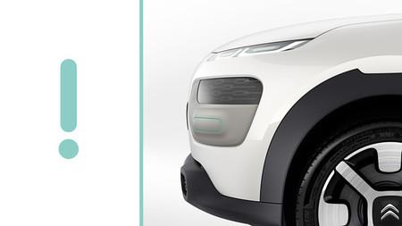 Teaser del Citroën Cactus, otro prototipo para Frankfurt