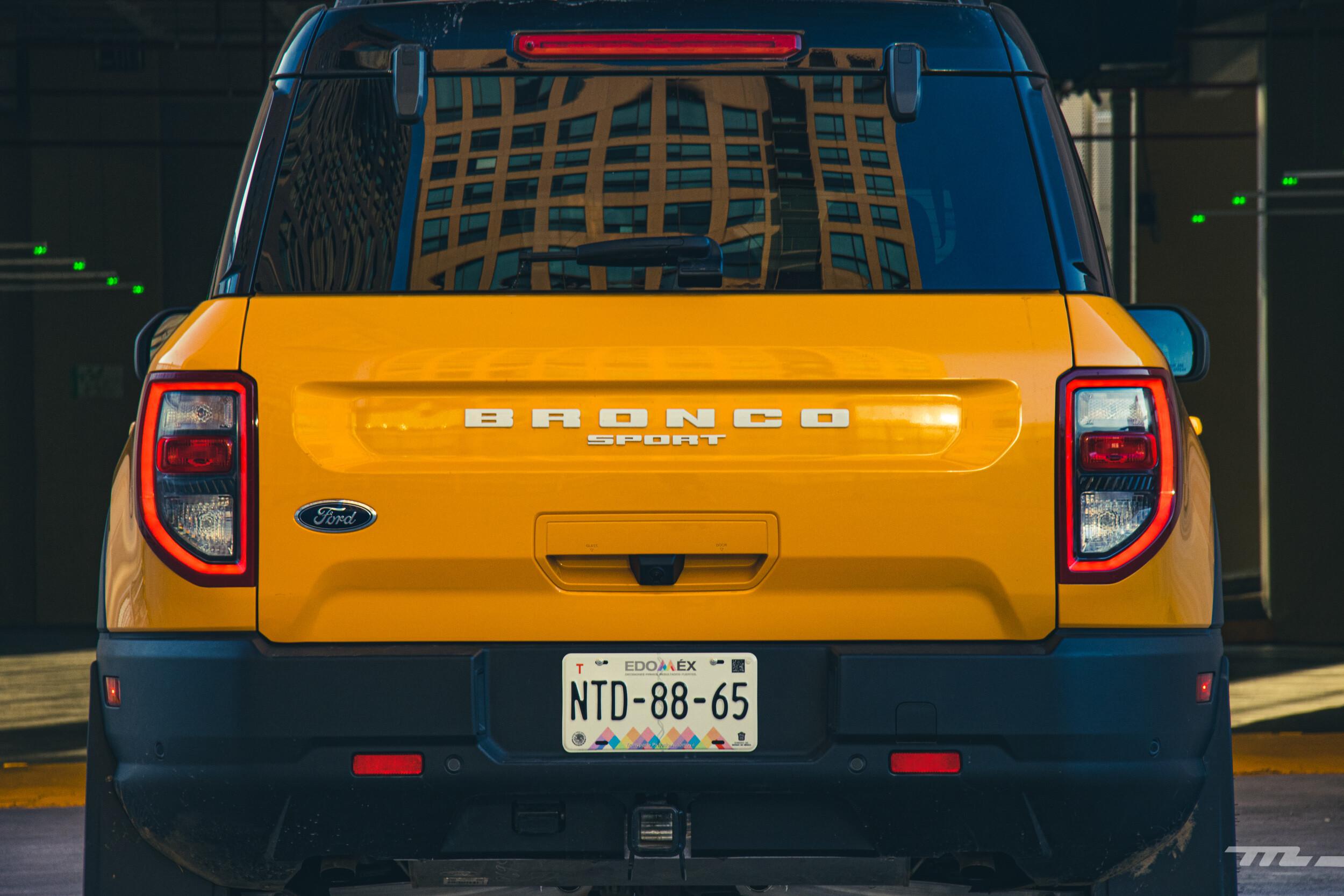 Foto de Ford Bronco Sport, a prueba (25/50)
