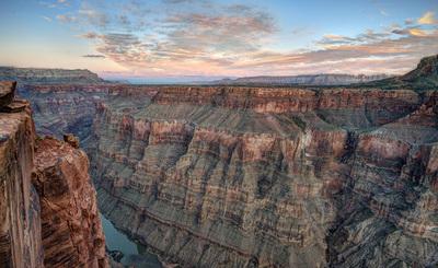 Atrévete a disfrutar del Gran Cañón del Colorado no sólo desde la butaca de un cine