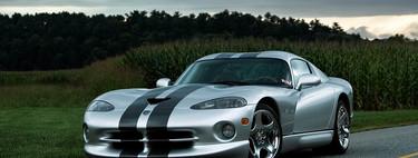 Sí, existió un Dodge Viper de motor central, pero se acobardaron y no salió al mercado
