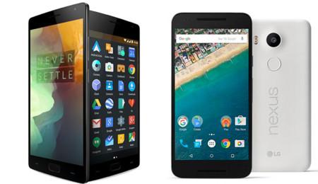 One Plus 2 vs Nexus 5X