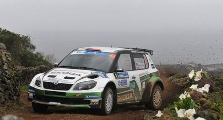 Jan Kopecký logra en las Azores su tercer triunfo del año