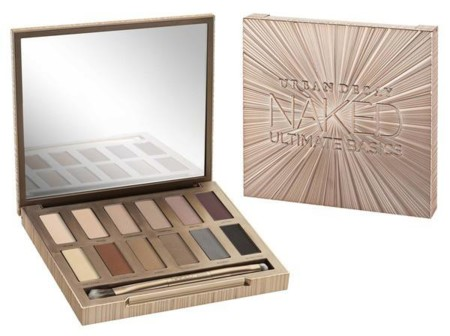 Urban Decay Naked Ultimate Basics Palette September 2016 3