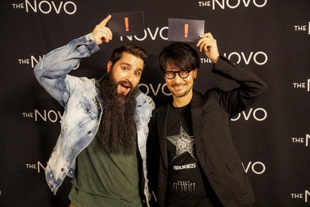 Jordan Vogt Roberts And Hideo Kojima E3 2017
