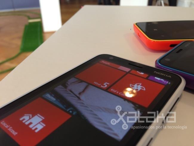 Foto de Nokia Lumia 620 primeras impresiones (13/15)
