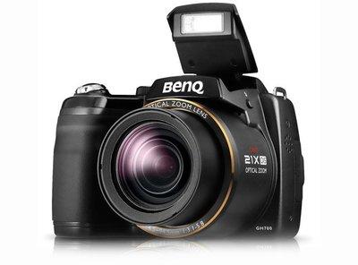 BenQ renueva su bridge con la BenQ GH700, ahora con grabación FullHD
