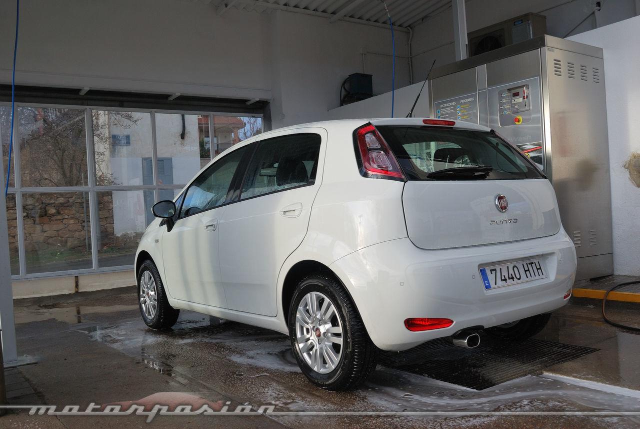 Foto de Fiat Punto 1.4 GLP (prueba) (28/70)