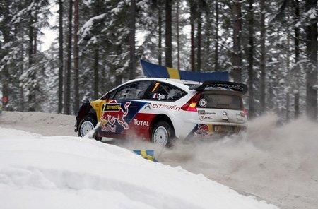 Los organizadores del Rally de Suecia salvan la retransmisión por TV