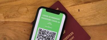 Un código de barras QR para viajar libremente: así será el nuevo pasaporte de vacunación de la Unión Europea