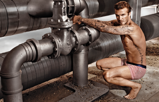 Foto de David Beckham para H&M (1/6)