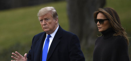 La sencillez del último look de Melania Trump que (quizás) vas a querer copiar
