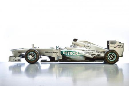 Poco usado, mantenimiento en servicio oficial, siempre en garaje: el Mercedes-AMG F1 W04 de Lewis Hamilton en venta