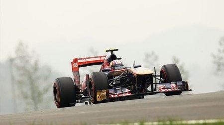 GP de Corea F1 2011: Jaime Alguersuari iguala el mejor resultado de su carrera deportiva