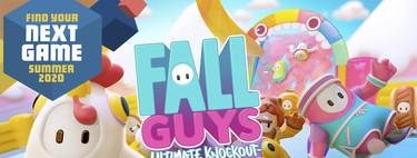 Todo lo que sabemos sobre la llegada de Fall Guys a Steam y como juego gratuito de PS Plus: ya puedes descargarlo (actualizado)