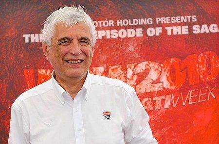 Gabriele Del Torchio niega el proyecto del scooter Ducati