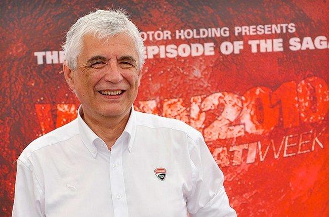 Gabriele Del Torchio niega planes para un scooter