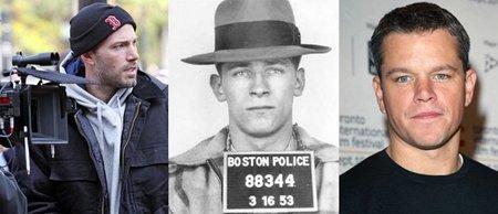 Ben Affleck y Matt Damon en la biografía del gángster Whitey Bulger
