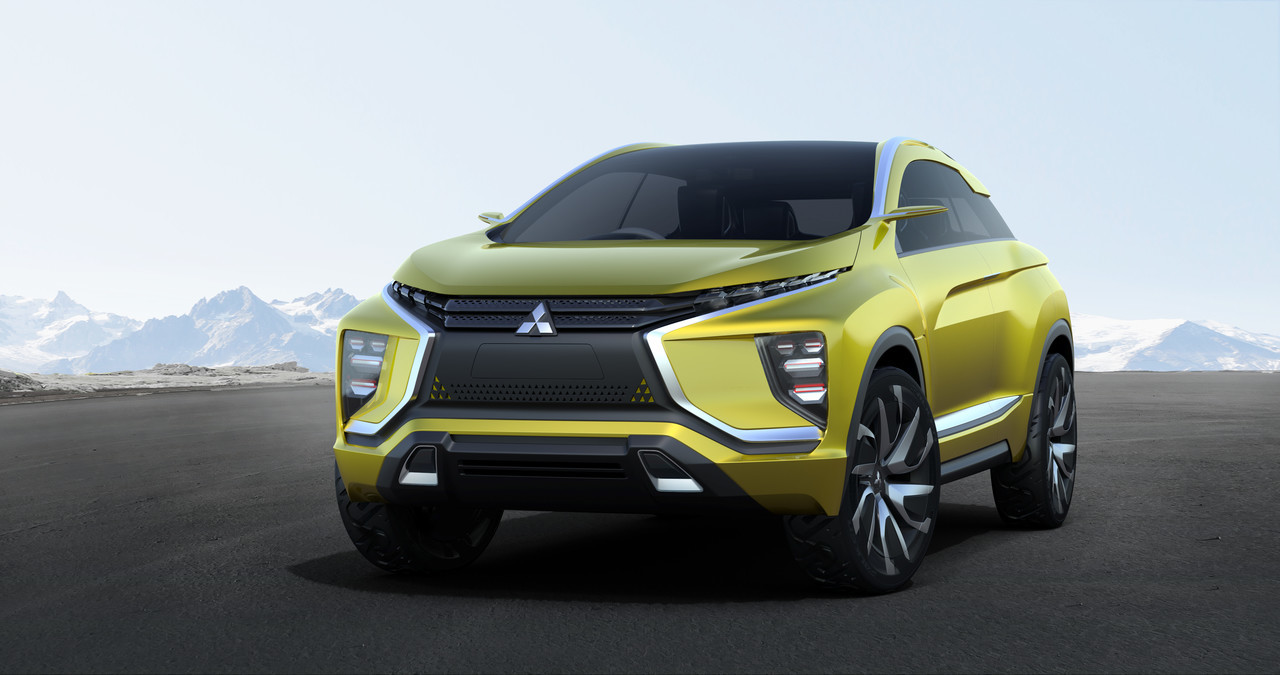 Foto de Mitsubishi eX Concept (1/23)
