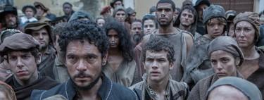 """""""La Peste empezó como un thriller y creció hasta convertirse en un fresco del siglo XVI"""". Alberto Rodríguez, director"""