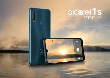 Alcatel 1S 2020: llega a México el smartphone con Android 10 y triple cámara más económico, este es su precio
