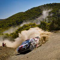 Kalle Rovanperä gana su segundo rally del mundial en Grecia y Sébastien Ogier enfila la octava corona