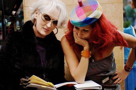 Mona, fashion y con estilista. Un Halloween distinto con los consejos de Patricia Field