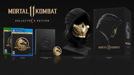 El sangriento 'Mortal Kombat 11' ya tiene gameplay, fecha y una edición con la máscara de Scorpion que podremos comprar en México